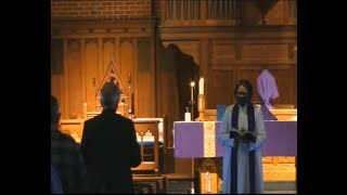 Sunday Service on Feb. 28, 2021 at St. Andrew's Episcopal Church