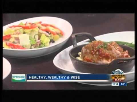 BRAVO! Cucina Italiana Featured On WPTV's Healthy, Wealthy & Wise