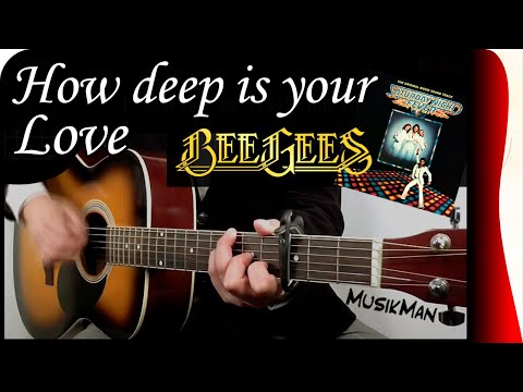 How Deep is Your Love 💖 / Bee Gees | Cover #097