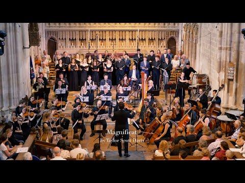 VOCES8: Magnificat (1st movement) - Taylor Scott Davis