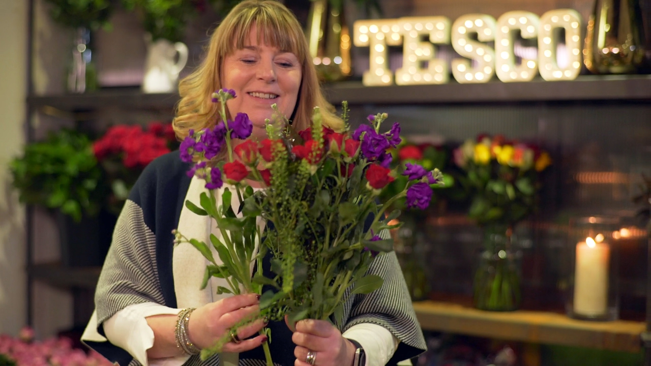 Tesco | Valentines Flowers
