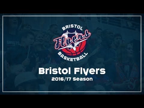 Bristol Flyers Awards Night 2017 - Season Review