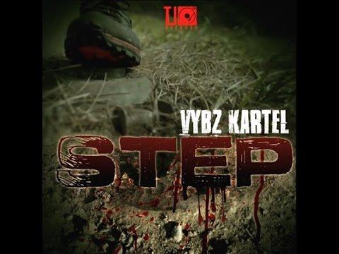 Vybz Kartel - Step Riddim Instrumental Remake [Oct 2016]