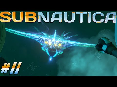 SLÅSS MED GHOST LEVIATHAN I THE LOST RIVER | SUBNAUTICA (Full Release) #11