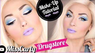 ✨How To: Drugstore Make-Up Tutorial Series✨| Aqua Dream  | PART 3 | Divatress.com