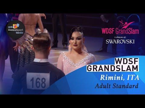 Varfolomeev - Masharova, RUS   2019 GrandSlam STD Rimini   R3 VW
