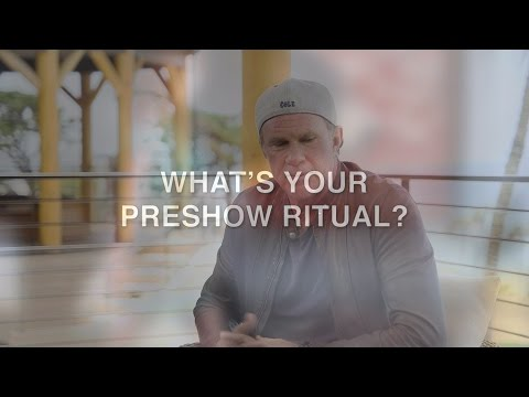 Red Hot Chili Peppers - Chad On His Preshow Rituals [The Getaway Track-By-Track Commentary] Thumbnail image