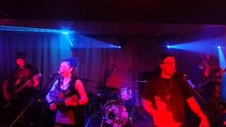 Cosmic Rose - No Rain On My Mind  (Goodfoot Lounge, Portland OR, 5/7/14)