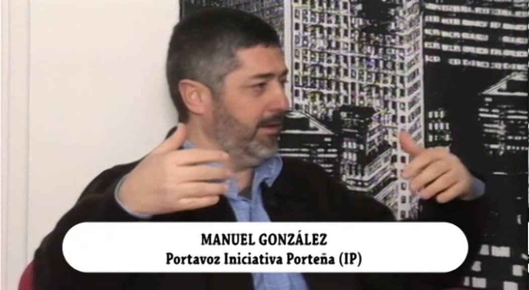 DE BAT A BAT Manolo Gonzalez Iniciativa Porteña