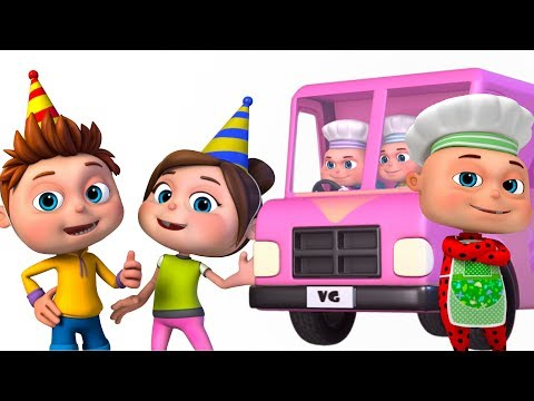 Thumbnail: Zool Babies As Home Bakers (Single Episode) | Zool Babies Series | Videogyan Kids Shows