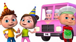 Zool Babies As Home Bakers Single Episode  Zool Babies Series  Videogyan Kids Shows