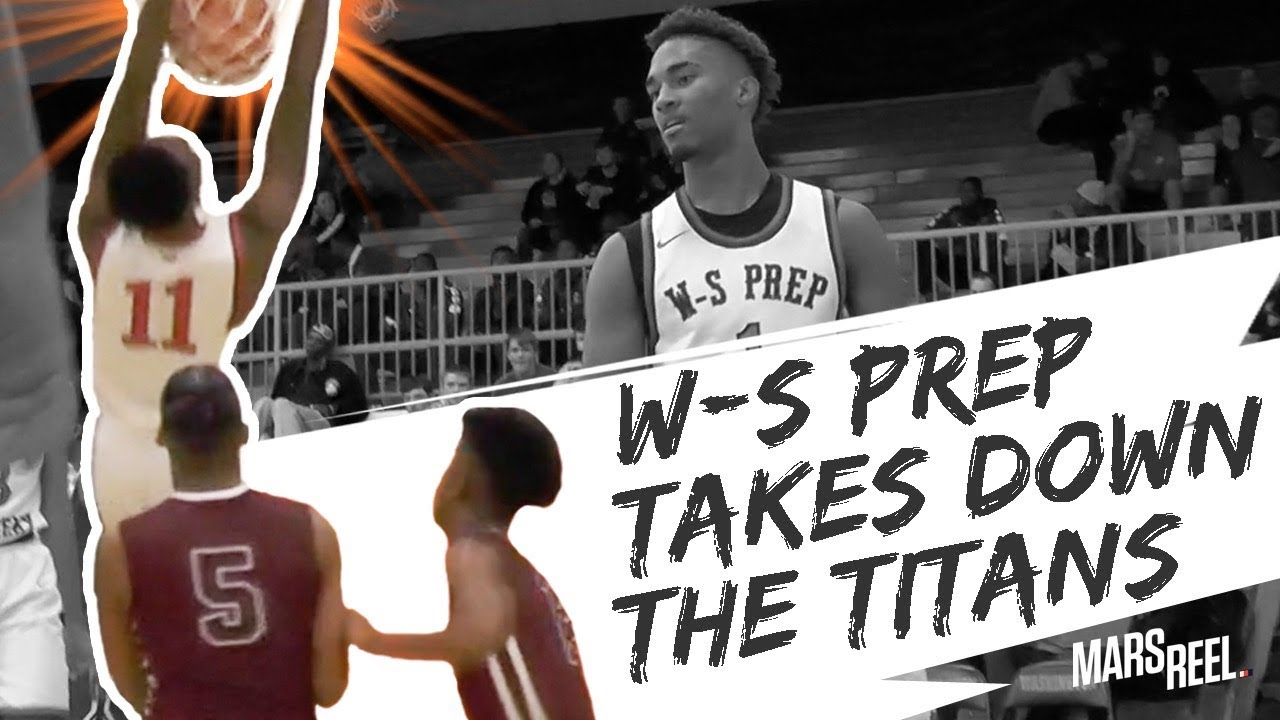 Winston Salem Prep Knocks Off Chicago Uplift At Tournament Of