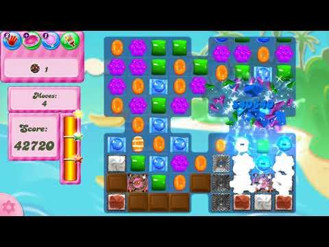 Candy Crush Saga Level 2945 NO BOOSTERS