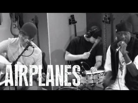 Airplanes - BoB Ft Hayley Paramore Tyler Ward Acoustic Cover -   - Eminem - BoB