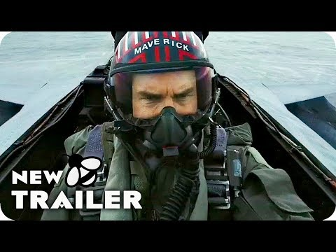 TOP GUN 2: MAVERICK Trailer (2020) Tom Cruise Top Gun Sequel