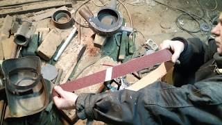 Простой способ склейки лент для гриндера...