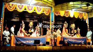 yakshagana mandarthi mela oddolaga