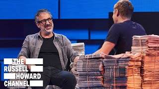 David Baddiel Talks UK General Election & Twitter Trolls | Full Interview | The Russell Howard Hour