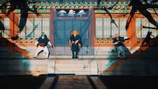 Hwaseong Haenggung-Media art performances with Panasonic GH5