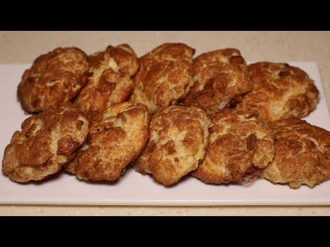 Нашла рецепт творожного печенья в старой кулинарной книге. Съели за минуту!