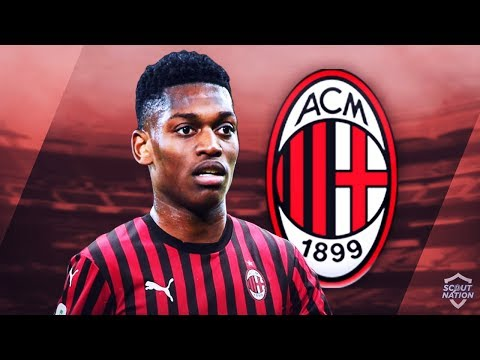 RAFAEL LEAO - Welcome to Milan - Amazing Skills, Goals & Assists - 2019 (HD)