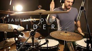 """Jamming Over """"Raider"""" Practice Loop"""