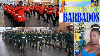 BARBADOS 52nd INDEPENDENCE DAY PARADE 2018 | HAPPY INDEPENDENCE DAY BARBADOS!!!