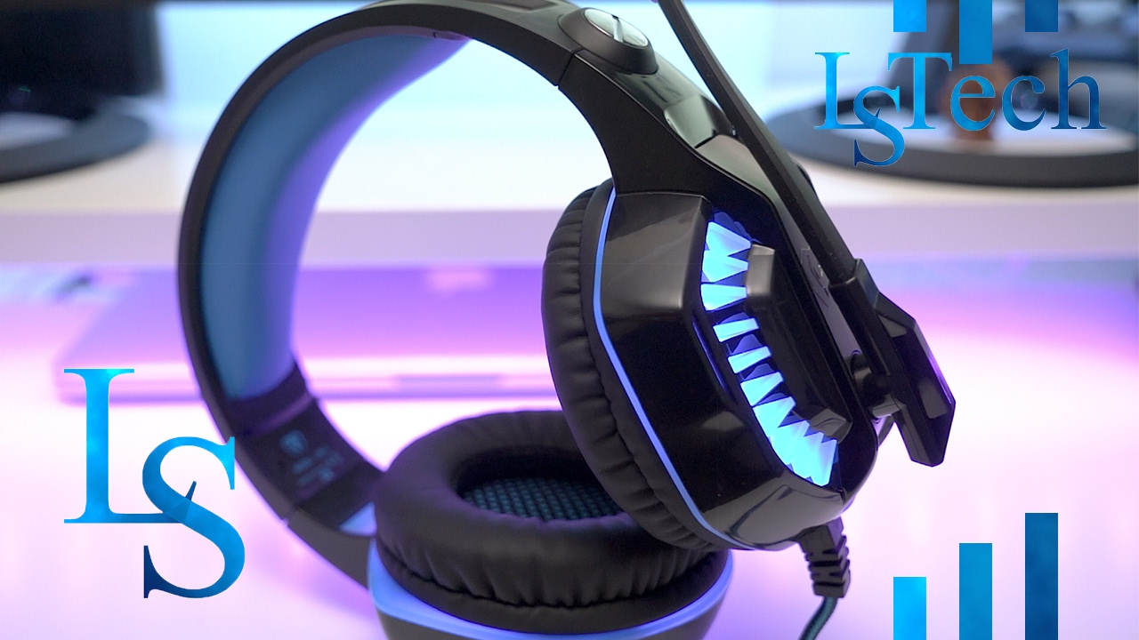 £20 Gaming Headset | 50mm Driver | Beexcellent | Over Ear