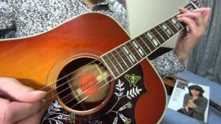 古井戸の「おいてきぼり」をギターで弾き語りました。 この曲は、仲井戸...