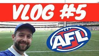 AFL - Richmond vs Western Bulldogs - MCG - Treasure  Escape