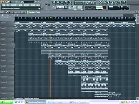 Time (Hans Zimmer - Inception OST) FL Studio Remake [FREE FLP DOWNLOAD]