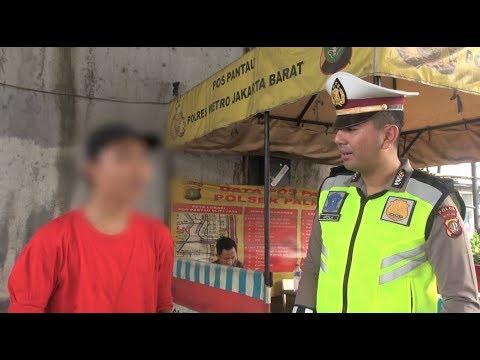 Bocah 15 Tahun Sudah Mengantongi Banyak Pelanggaran Dari Polisi - 86