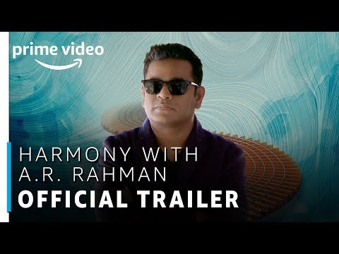 Harmony with A.R. Rahman | Official Trailer | TV Show | Prime Exclusive | Amazon Prime Video Mp3