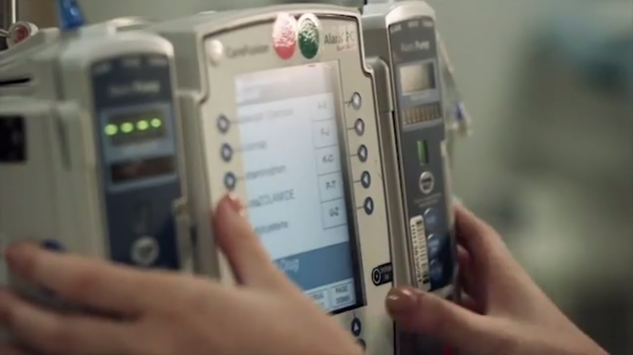 Enhancing Patient Safety Through EHR and Infusion Integration | Cedars-Sinai