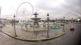 Viajando por Europa Place de la Concorde Paris