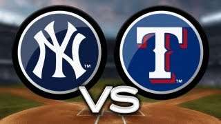 7/23/13: Yanks rally in ninth for comeback win