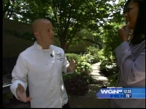 "Chef Ryan Hutmacher, The Centered Chef ""Healthy but Manly Foods"""