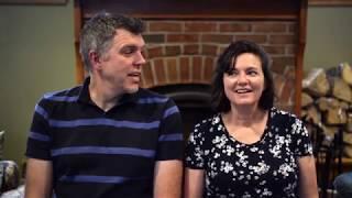 Porch View Dances: Long Branch - Paul & Caroline