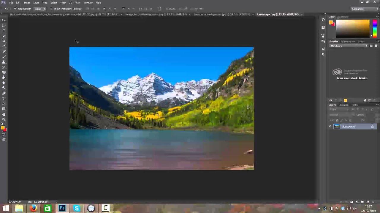 Intro To Graphic Design Photoshop