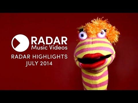 Radar commissions reel, July 2014