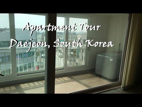 Apartment Tour Daejeon, South Korea
