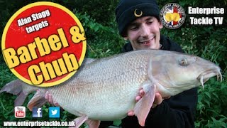 Learn how to catch big barbel and chub with this tip-packed film!