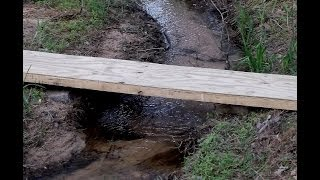 Footbridge Project