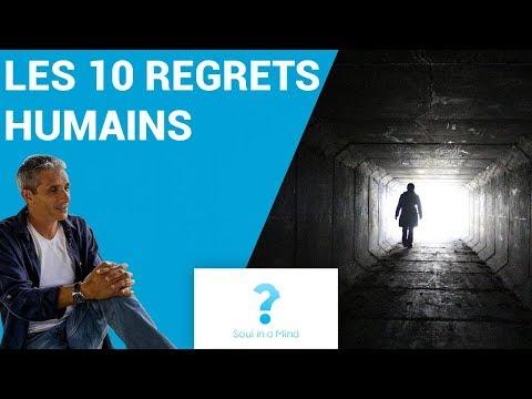 [LES 10 REGRETS HUMAINS] DES PERSONNES EN FIN DE VIE