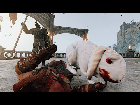 [For Honor] The LAWBUNNY |