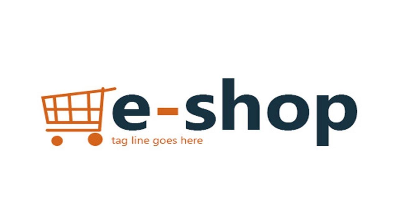 Logo Design for A Online shop ...