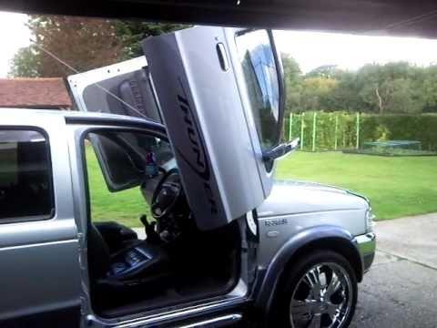 ford lambo doors & ford lambo doors - YouTube Pezcame.Com