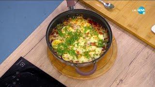 """Рецептата днес: Катми и Домашни яйца - """"На кафе"""" (18.12.2020)"""