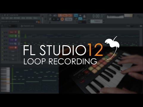 FL Studio 12 | Note Loop Recording