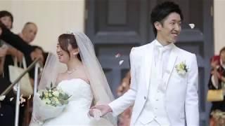【ララシャンスベルアミー】福井の結婚式場 アイケイケイウェディングが行う結婚式の動画